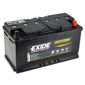 Gel Batterier