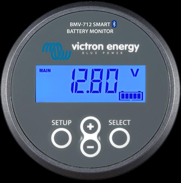 Victron BMV-712 Smart Batterimonitor forside