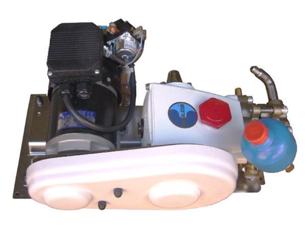 Dessalaltor Watermaker Freedom 30 DC 12 V og 24 V