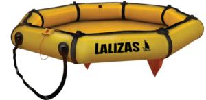 Lalizas Leisure Redningsflåte uten tak